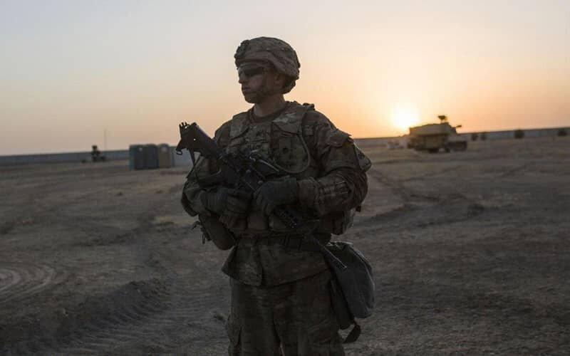 آمریکا در عراق سامانه موشکی مستقر کرد