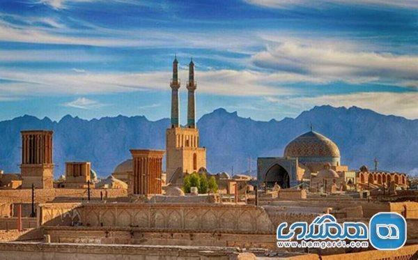 شهرهای استان یزد صاحب برند گردشگری می شوند
