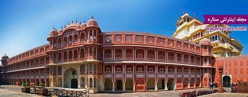 جاذبه های گردشگری جیپور؛ شهر صورتی هند