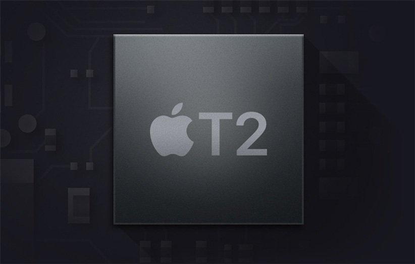 حفره امنیتی چیپ T2 نفوذ به کامپیوترهای مک را امکان پذیر می نماید