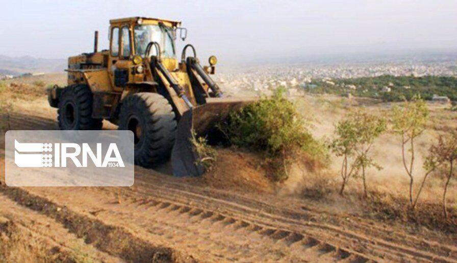 خبرنگاران نیروی انتظامی در حفاظت از اراضی کشاورزی اردبیل آمادگی دارد