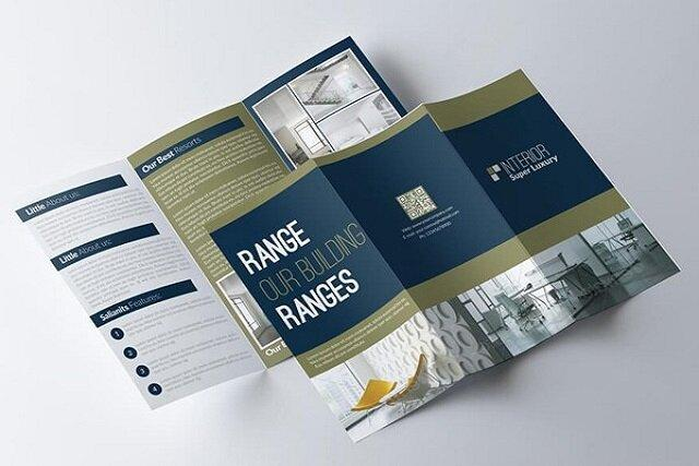 اصول طراحی و چاپ بروشور