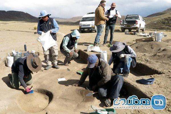 اعلام کشف بقایای 9 هزار ساله یک شکارچی زن