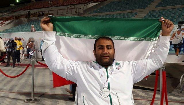 دوومیدانی کار پارالمپیکی ایران پس از رهایی از کرونا به دنبال رکورد شکنی در امارات است