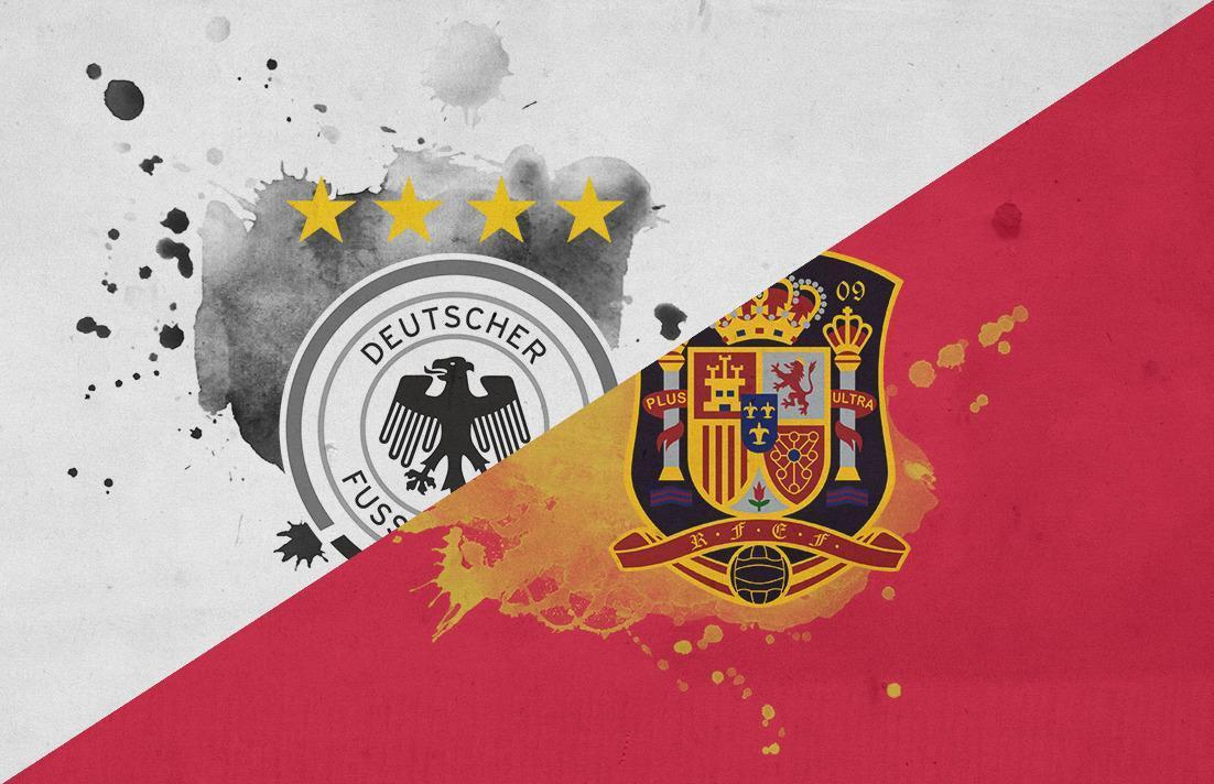اسپانیا - آلمان، بازی مرگ و زندگی برای ماتادور ها