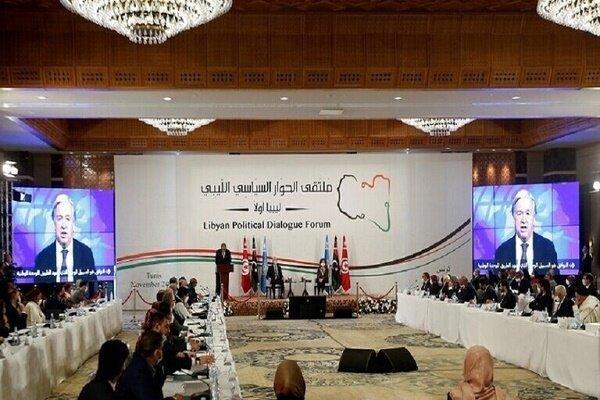 تحقق یک راه چاره سیاسی برای برون رفت از بحران لیبی لازم است