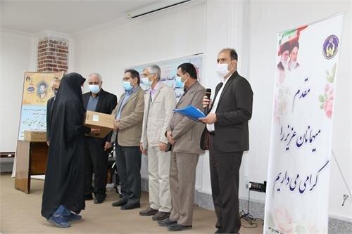 اهداء 193 دستگاه لپ تاپ به ایتام کمیته امداد کهگیلویه و بویراحمد