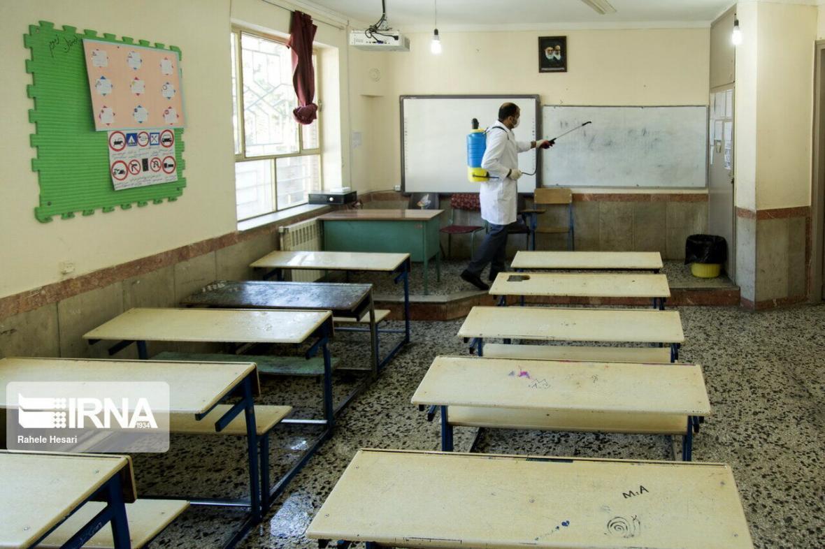 تعطیلی دو هفته ای مدارس تهران