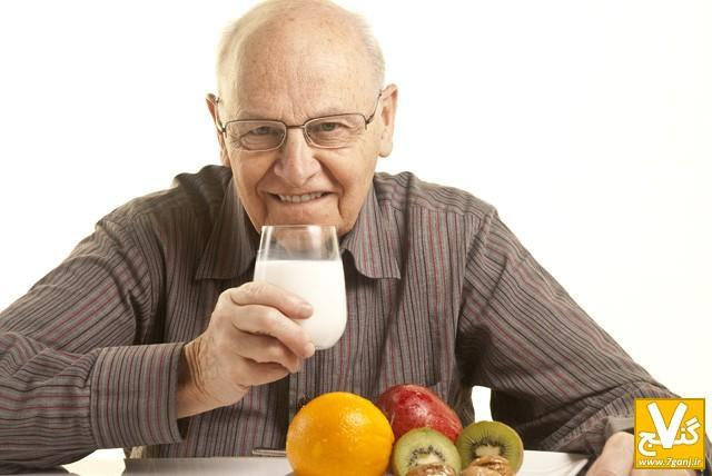 نکات تغذیه ای مهم در سالمندان
