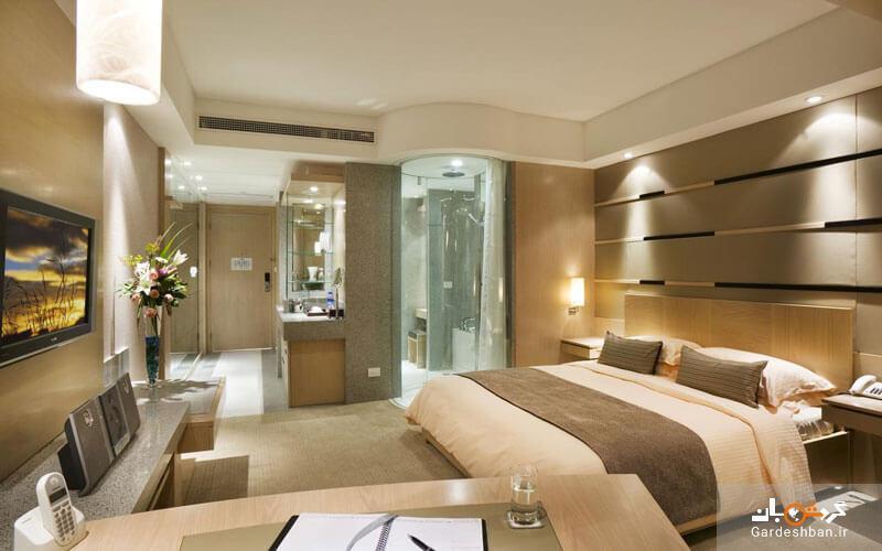 هتل رگال اینترنشنال ایست آسیا شانگهای؛هتلی 4 ستاره با معماری آرامش بخش