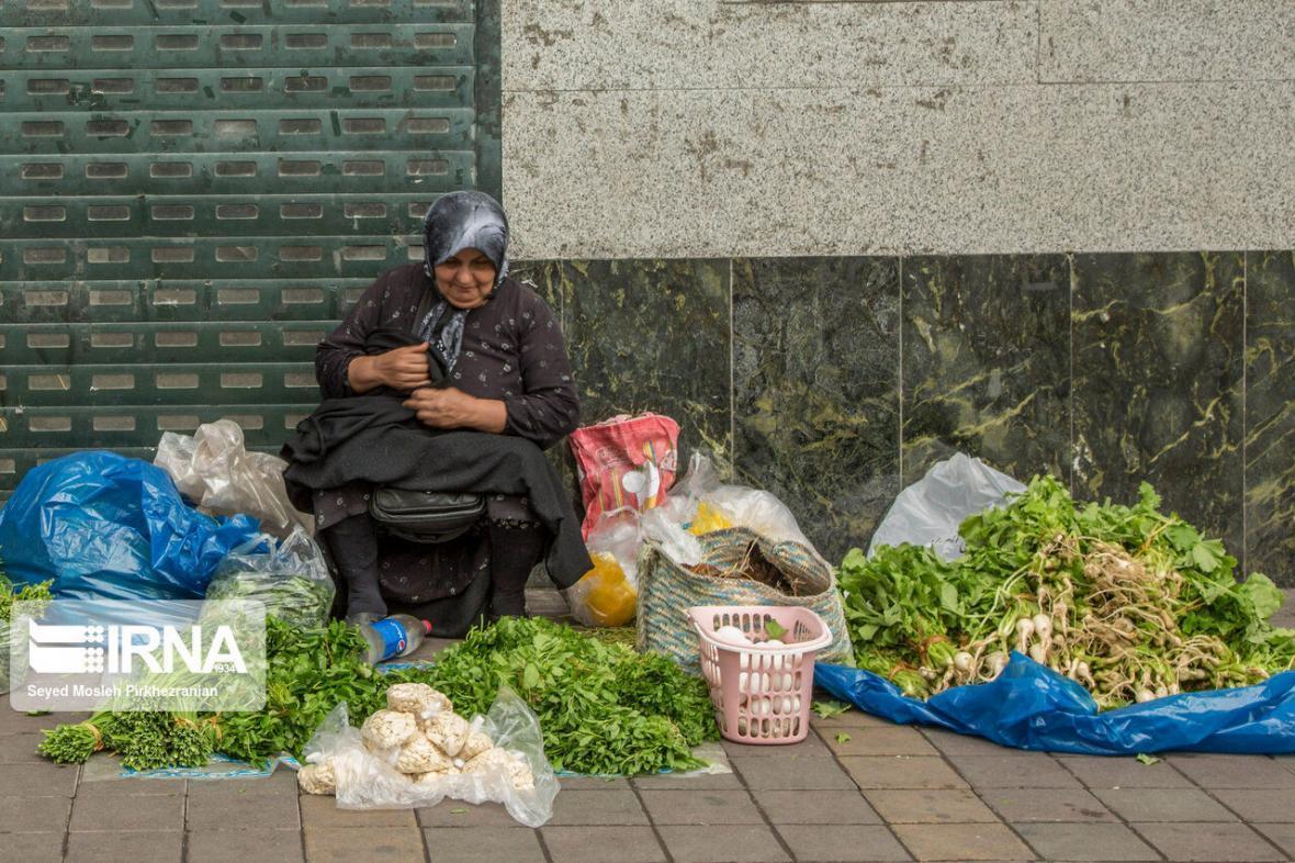 خبرنگاران ورود کسبه غیربومی به بازار محلی املش ممنوع شد