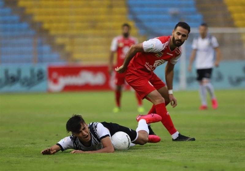 لیگ برتر ایران همچنان کم گل پیش می رود