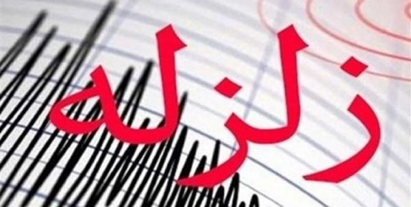 زلزله 4.4 ریشتری در مرز فارس و هرمزگان