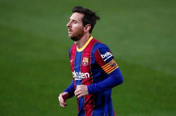 اطمینان از جدایی لیونل مسی از بارسلونا!