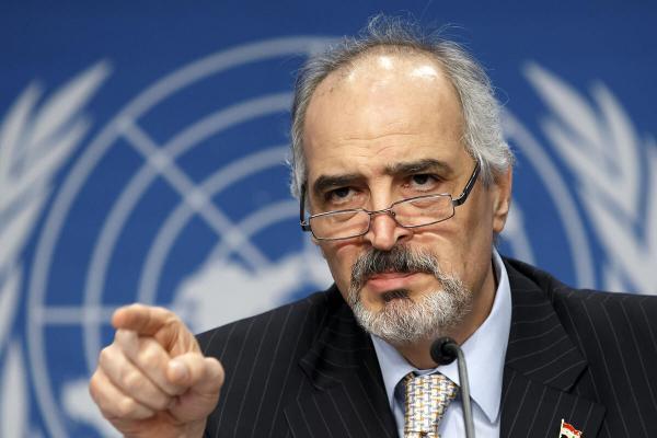 بشار الجعفری: جنایت تروریست ها در سوریه همچنان ادامه دارد