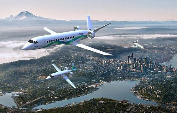هواپیمای هیبریدی به پاکسازی هوا می آید