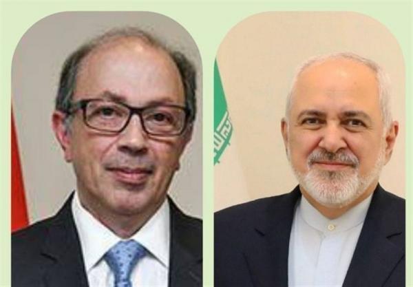 گفت وگوی تلفنی وزرای خارجه ایران و ارمنستان