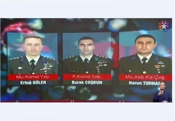 جان باختن 3 نیروی نظامی ترکیه در شمال عراق