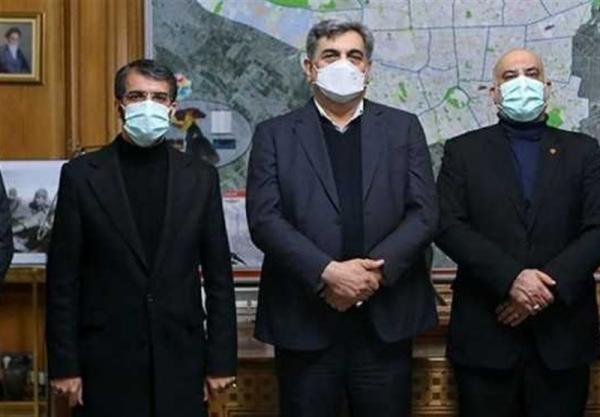 نشست مدیران عامل استقلال و پرسپولیس با شهردار تهران، پیشنهاد حناچی برای کمک مالی به 2 باشگاه