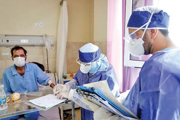 آمار کرونا در ایران امروز آدینه 22 اسفند 99؛ فوت 53 بیمار، شناسایی بیش از 8000 بیمار جدید