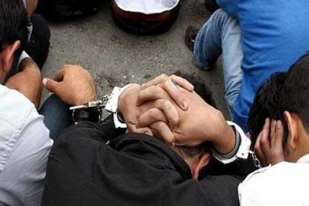 انهدام باند سرقت خودرو در غرب تهران ، کشف 7 خودروی سرقتی