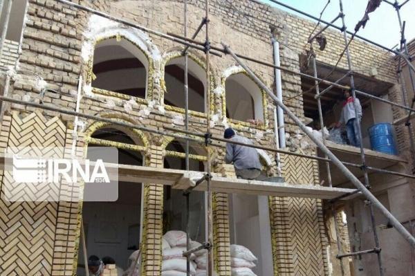 خبرنگاران سه میلیارد ریال سال گذشته صرف بازسازی آثار تاریخی مهریز شد