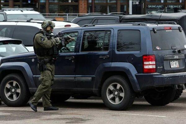 تیراندازی در یک سوپرمارکت در کلرادو آمریکا، 10 تن کشته شدند