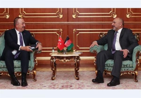 گفت وگوی وزرای خارجه ترکیه و افغانستان درباره نشست استانبول