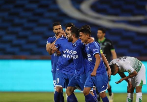 جام حذفی فوتبال، انتقام استقلال از ذوب آهن با دَبِل اسماعیلی