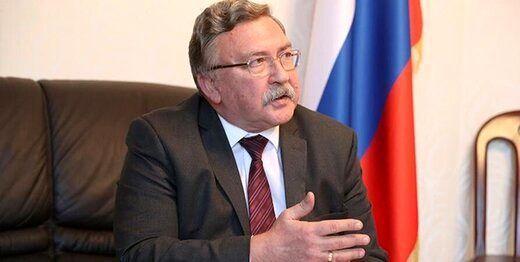 خبر مهم اولیانوف درباره مذاکرات برجامی در وین