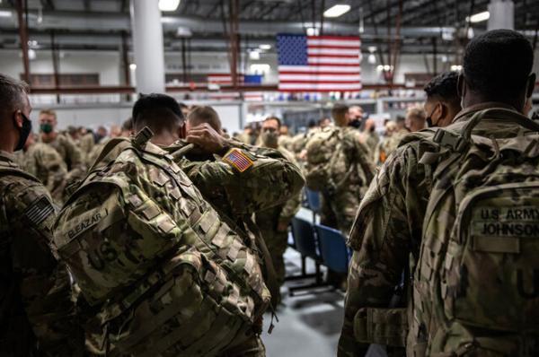 شروع رسمی مرحله نهایی خروج آمریکا و ناتو از افغانستان