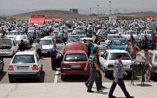 رشد 2 تا 9 میلیونی قیمت خودرو