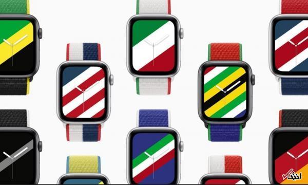 بندهای نو اپل واچ ویژه 22 کشور مختلف معرفی گشت