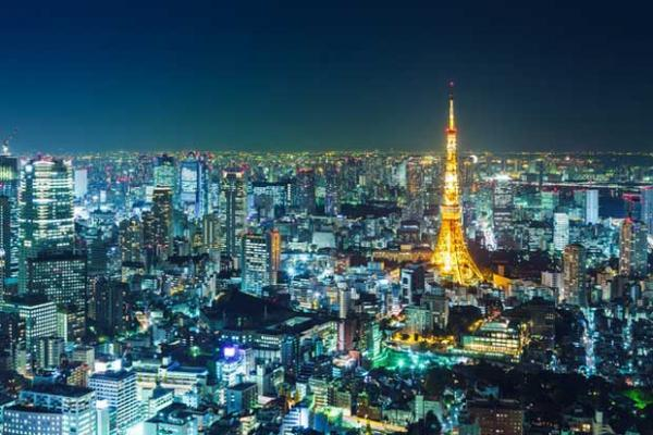 جاهای دیدنی توکیو و جاذبه های گردشگری ژاپن