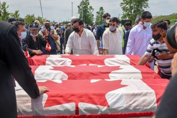 قاتل کانادایی خانواده مسلمان به جرائم تروریستی متهم شد