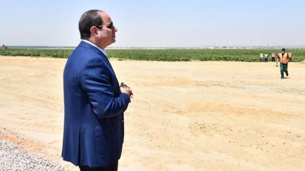مصر دنبال دستیابی به توافق الزام آور درباره سد النهضه