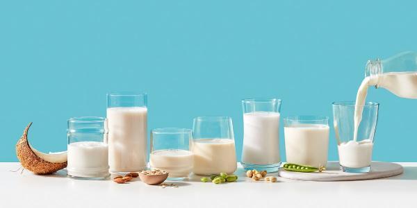 شیر گیاهی؛ جایگزینی برای شیر لبنی