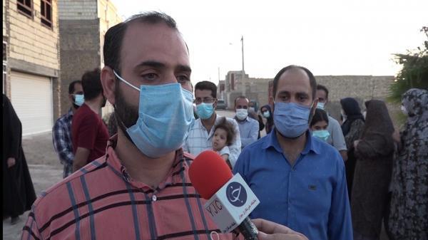 مسائل خدمات شهری در محله پردیسان یزد