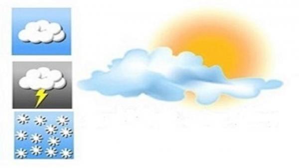 پیش بینی افزایش ابر و وزش باد در قم