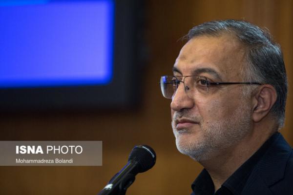 سهیم شدن شهردار تهران در واکسیناسیون شهروندان تهرانی