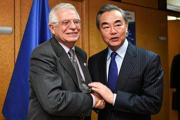 تور ارزان اروپا: اتحادیه اروپا خواهان تعامل با چین در حوزه های مختلف است